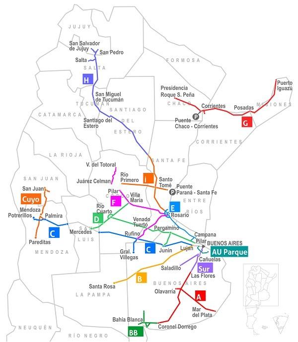 El gobierno Nacional licitará obras para 7.000 kilómetros de rutas nacionales a través del sistema de PPP