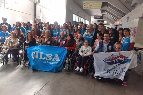 El Municipio recibió sillas de ruedas y muletas por parte de CILSA