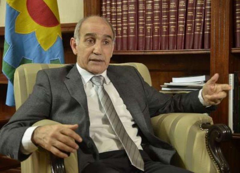 El vicegobernador de la provincia llega a Olavarría