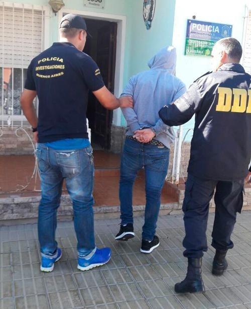 Se negó a declarar el detenido por la picada fatal