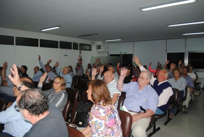 Coopelectric anunció el fin de la contribución por acciones en la electricidad