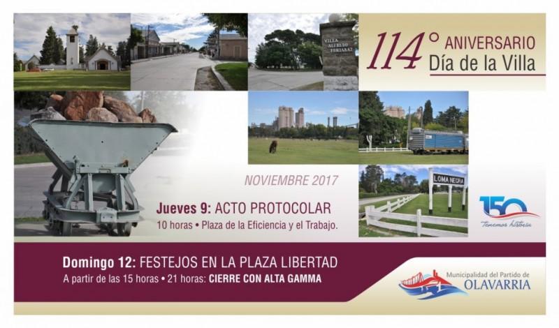 Loma Negra celebra su 114º Aniversario