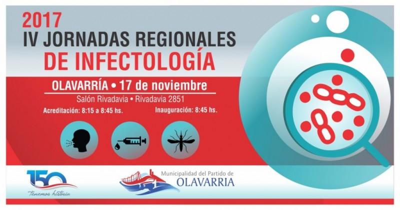 Comenzarán la cuarta edición de las Jornadas Regionales de Infectología