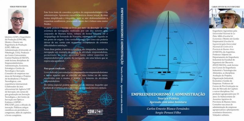 Carlos Blanco Fernández presenta su segundo libro