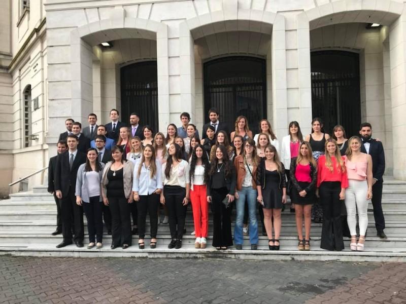 Ciencias de la Salud tiene 45 nuevos graduados