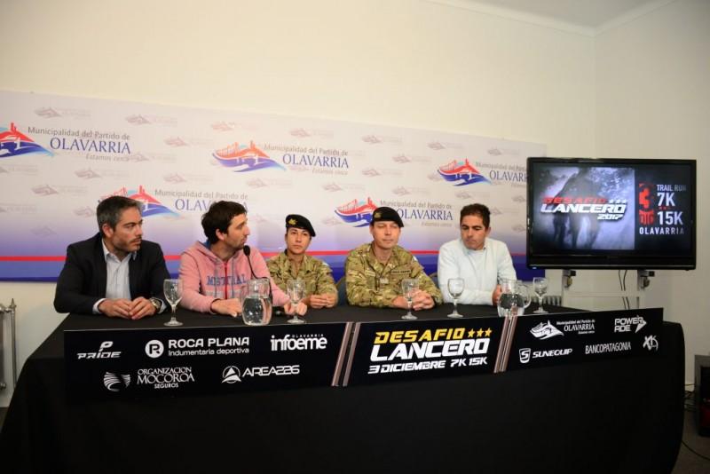 Se suspendió el Desafío Lanceros 2017
