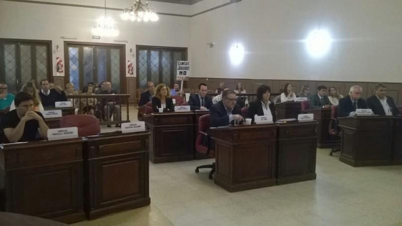 El Concejo dio luz verde al nuevo organigrama
