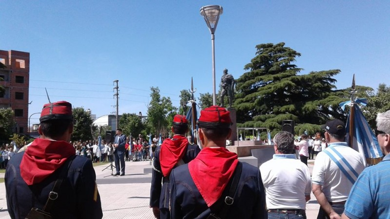 Olavarría celebra este sábado sus 150 años