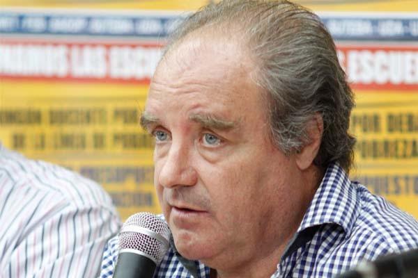 Díaz sobre la convocatoria a paritarias: 'se está cumpliendo con el acta'