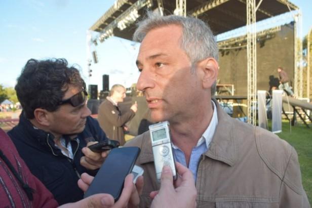 Eseverri: 'Los funcionarios los elige Galli y si los tenemos que criticar, lo vamos a hacer'