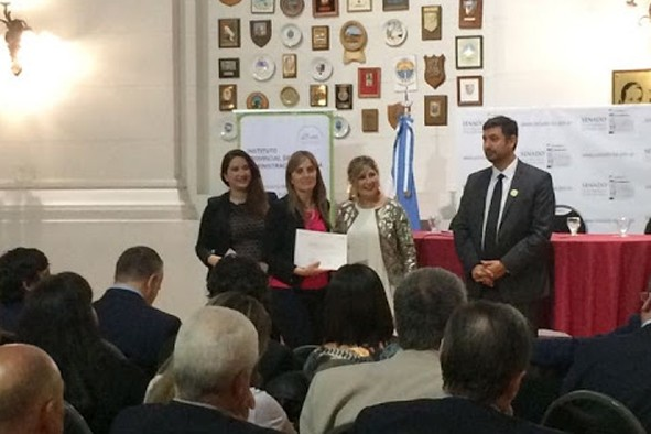 El Municipio de Olavarría fue reconocido en el 25º Aniversario del IPAP