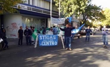 Trabajadores de Camuzzi anuncian medidas de fuerza