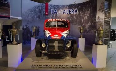 """La Galera presente en la """"ExpoMotor Olavarría"""""""
