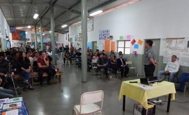 El Centro Universitario celebró 14 años en la Unidad 38