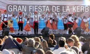 Colonia San Miguel celebra la Fiesta de la Kerb