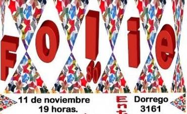 Nueva Celebración de los 80 años de la Alianza Francesa de Olavarría.
