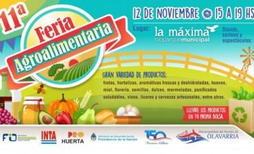 Yoga, candombe y variados talleres en una nueva edición de la Feria Agroalimentaria