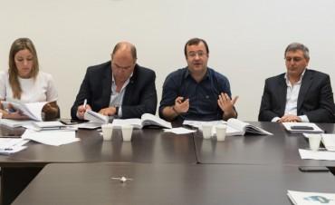 Daletto: 'con aporte de instituciones como CARBAP pretendemos que salga el mejor proyecto'