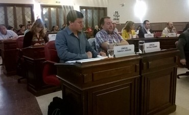 Concejo Deliberante: se aprobó la cesión de terrenos en Sierras Bayas