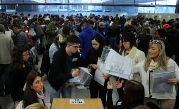 Escrutinio final: Bullrich aventajó a Cristina por casi 400 mil votos