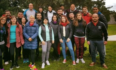 El domingo 26, Olavarría Pública realizará la Jornada Saludable con caminata hasta el Salto de Piedra