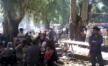 'Un Aplauso al Asador' :'el marco de público es impactante'