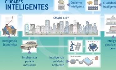 Olavarría avanza hacia un modelo de Ciudad Inteligente