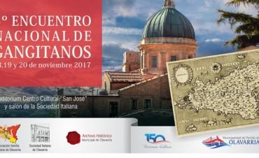 El sábado comienza el Encuentro Nacional de Gangitanos
