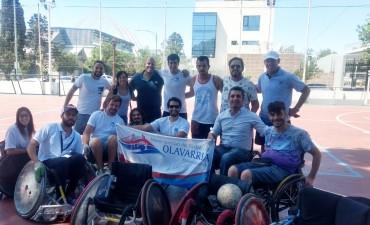 Representación municipal en el II Congreso Nacional e Internacional de Discapacidad
