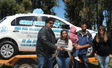 El Sindicato de Trabajadores Municipales de Olavarría entregó el automóvil Gol Trend