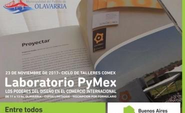 """Taller """"Los Poderes del Diseño en Comercio Internacional"""""""