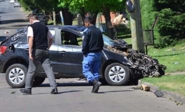 Un joven olavarriense murió en accidente en Gonnet