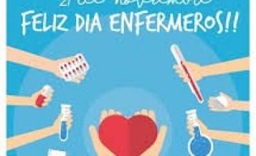 Gral. Alvear:Saludo del Intendente Alejandro Cellillo por el día de la enfermera