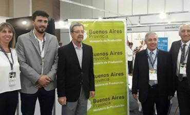 Ezequiel Galli expuso la situación de la minería en Olavarría en el 3°  Congreso de Áridos