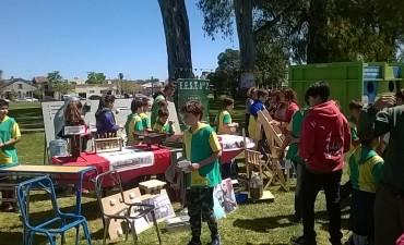 Las escuelas de Olavarría muestran lo que hacen en el año