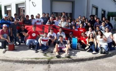 Olavarría fue sede del último encuentro seccional del año de la Juventud Radical