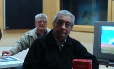 Falleció Oscar Alem