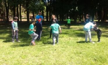 """Inclusión recreativa por la discapacidad en el Bioparque """"La Máxima"""""""