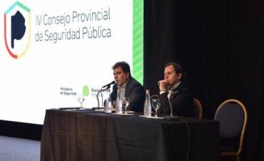 Olavarría en el IV Consejo Provincial de Seguridad Pública