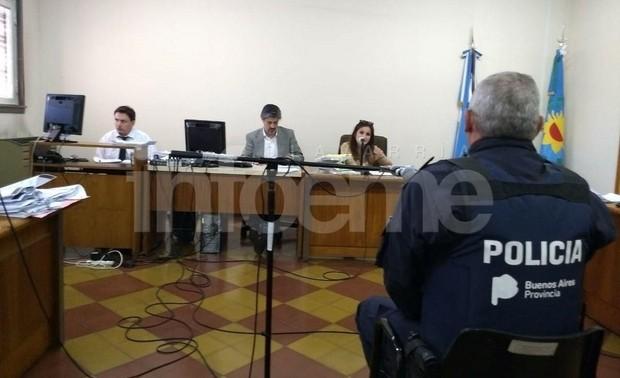 Se inició el juicio correccional por la muerte en el Puente Sarmiento
