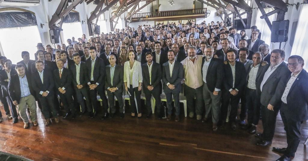 María Eugenia Vidal encabezó reunión de gabinete ampliado en la república de los niños