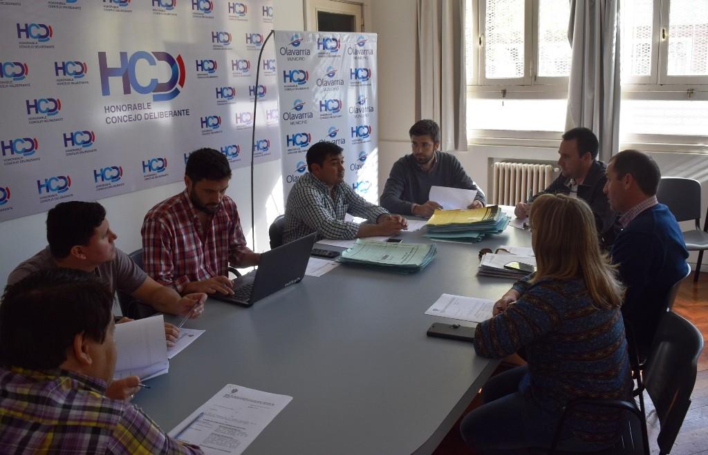 El Honorable Concejo Deliberante sesionará este jueves en Recalde