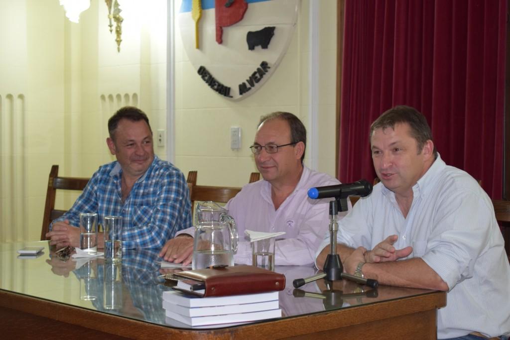 Alvear: Se realizó el Taller de Reconstrucción Histórica 150° Aniversario del partido