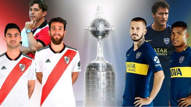 Lu 32 transmitirá los partidos de la final de la Copa Libertadores