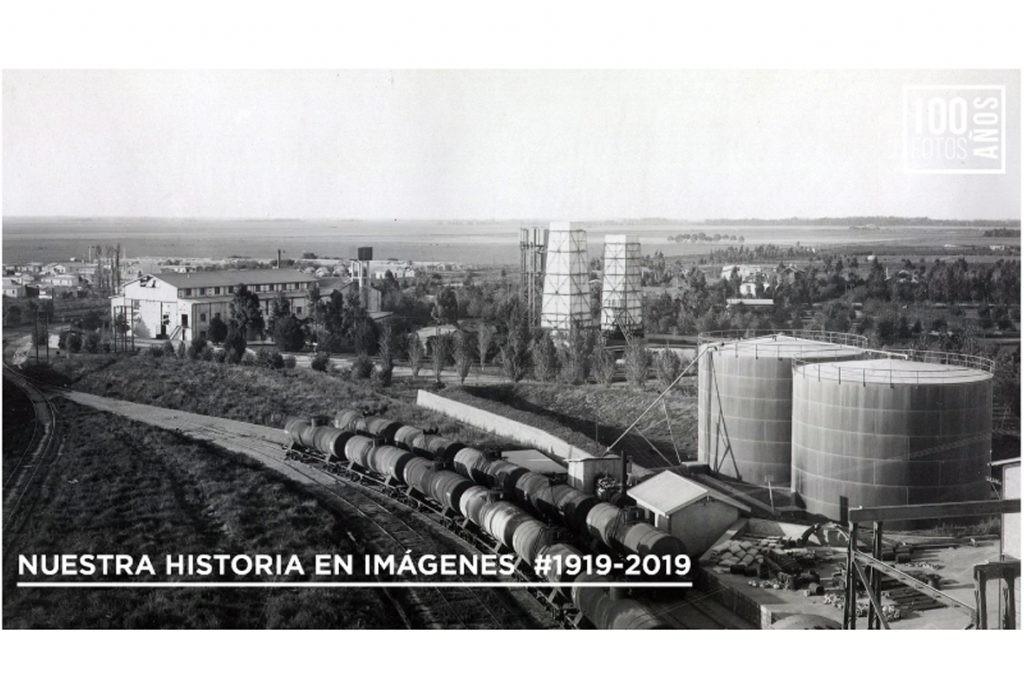 Muestra fotográfica en Conmemoración del 100° Aniversario del Primer Despacho Nacional de Cemento