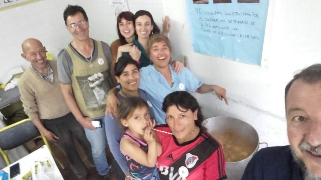 Olla Popular: Tierra, Techo y Trabajo solicita alimentos para sostenerla
