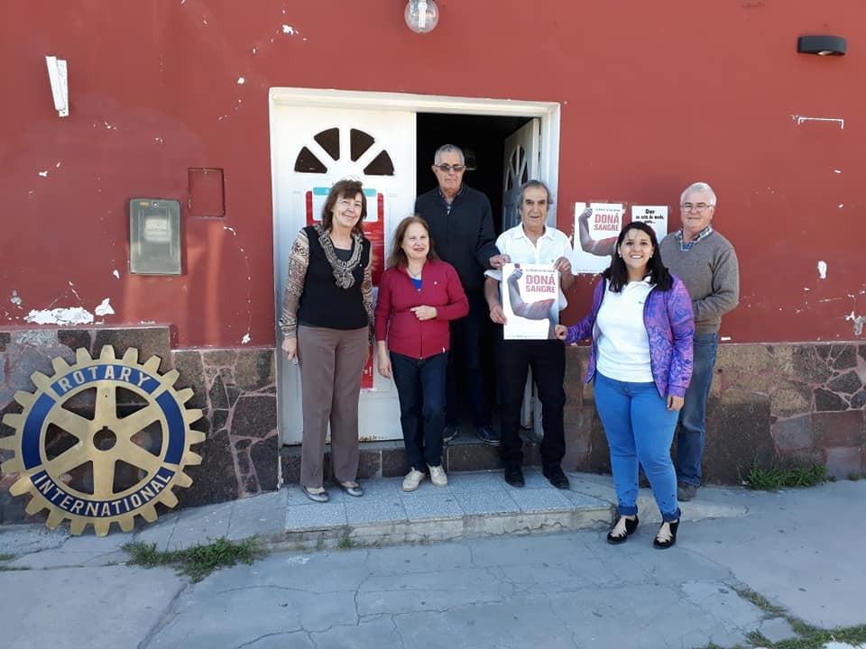 Colecta de sangre: Agradecen colaboración de los sierrabayenses