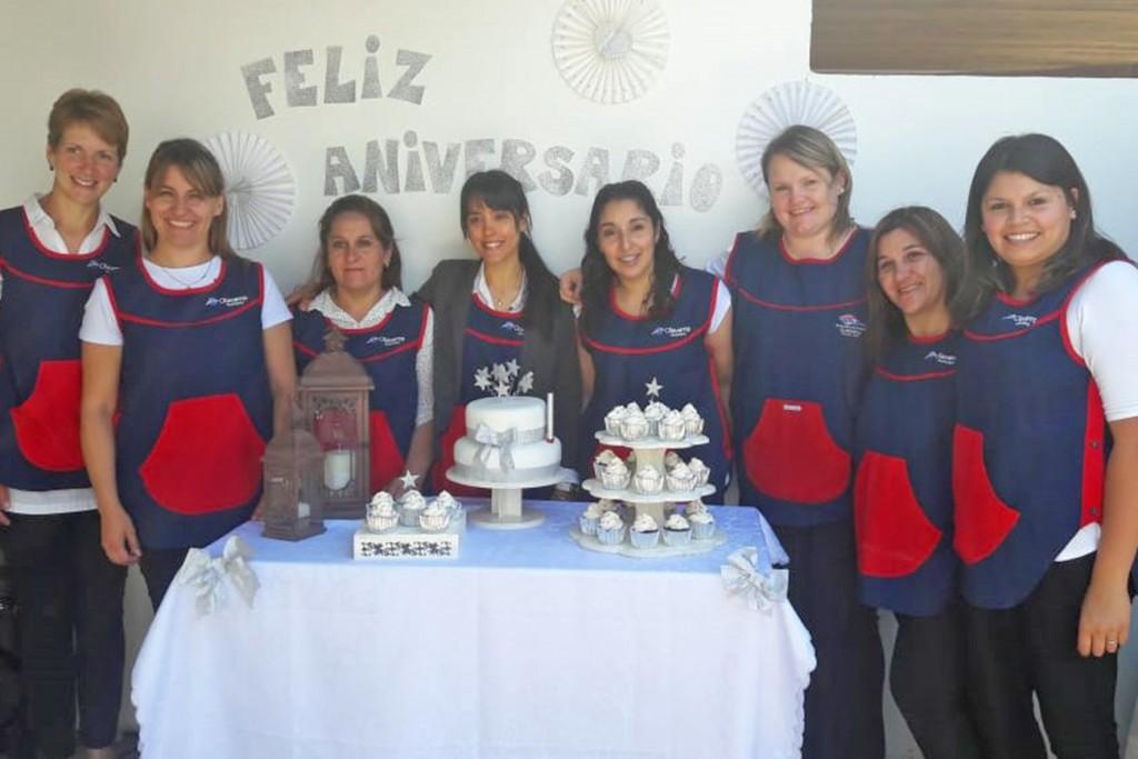 """El Jardín Maternal """"Lucerito"""" festejó sus 25 años"""