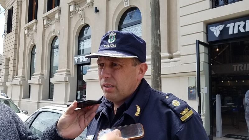 Seguridad: más de 170 efectivos para la Fiesta de Olavarría