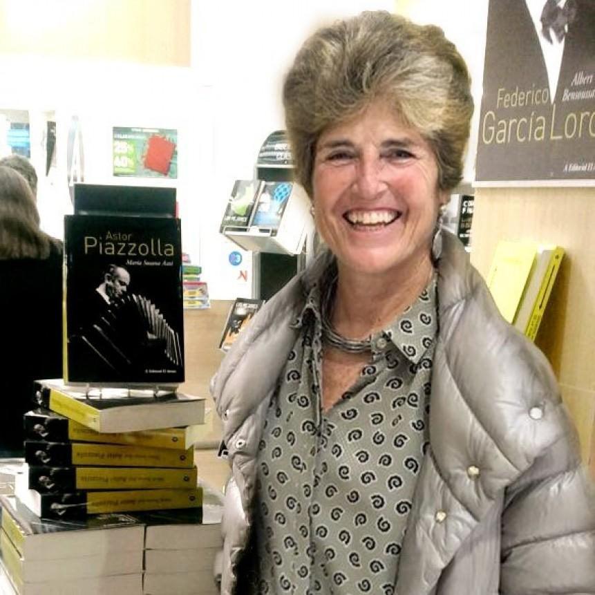 #ProyectoChino homenajea a Piazzolla en la presentación del libro sobre el músico